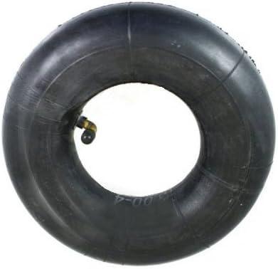"""3.00/""""X4/"""" 3.00-4 3.0-4 3.00//4 BLACK RUBBER TYRE INNER TUBE BENT VALVE STEM"""