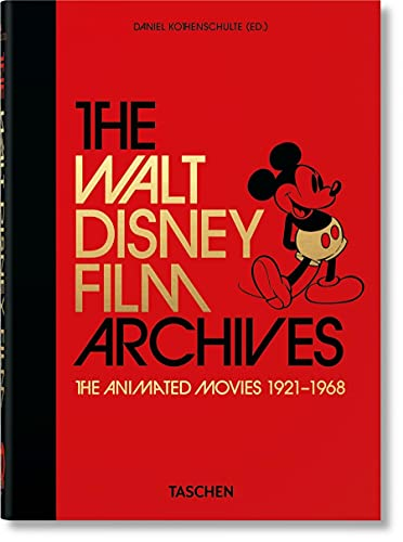 The Walt Disney film archives. 40th Anniversary Edition (Vol.): The Animated Movies 1921–1968