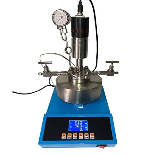 BAOSHISHAN 500ml Hydrogenation Reactor Heating Mantle 200℃ 0-800Rpm