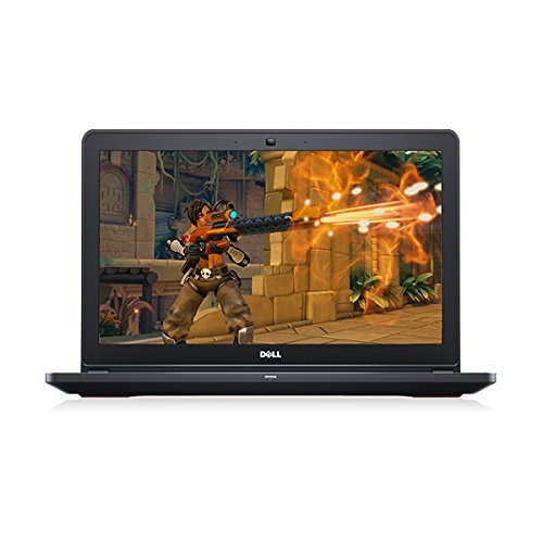 Dell Inspiron 15 Gaming 5577 15.6-inch Laptop (7th Gen Core i5-7300HQ/8GB/1TB/Windows 10 with Office 2016 Home and Student/4GB Graphics)