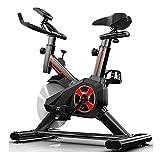 WGFGXQ Bicicleta estática Bicicleta estática, Bicicleta giratoria Fitness Cardio Excersize Bicicleta para Uso doméstico, Bicicleta estática de Entrenamiento aeróbico en Interiores, Bicicleta girato