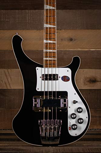 It's Worth Going for The Rickenbacker 4003 Bass
