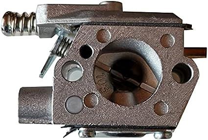 ZFB8B Carburador para Emak Oleo Mac Sparta 35 36 37 38 40 42 43 44 WT869A WT1129 (Color : Pink)