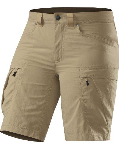 Haglöfs Mid Q Pocket Short de randonnée pour Femme Beige caliza Beige Taille 38