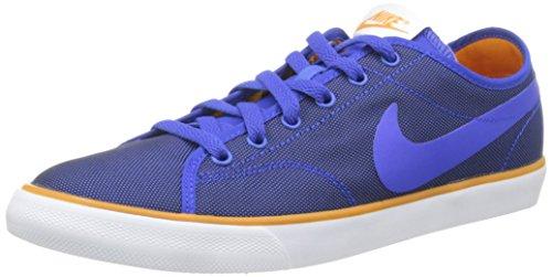 Nike Primo Court, Zapatillas de Tenis para Hombre, Azul/Negro (Racer Blue/Racer Blue-Snst-Blk),...