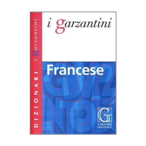 DIZ.FRANC.-GARZANTINI