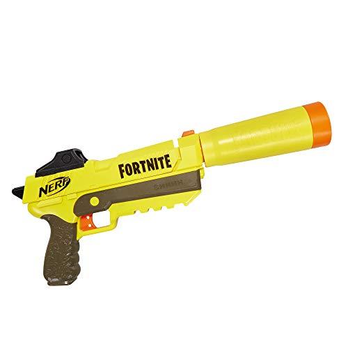 Nerf - Fortnite SP-L et Flechettes Elite Officielles