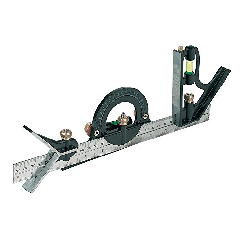 Silverline 991857 Combination Square Set...