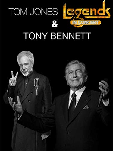 Tony Bennett And Tom Jones - Legends in Concert: Atlantic Crossing