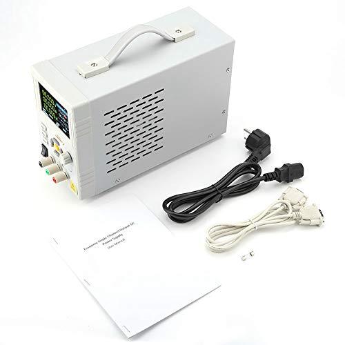 Gleichstromversorgung einstellbar, P4603 OWON 60V 3A Ausgang Einkanal-Linearprogrammierbare Gleichstromversorgung AC100-240V für SCPI und Labview RS232(Europäische spezifikationen)