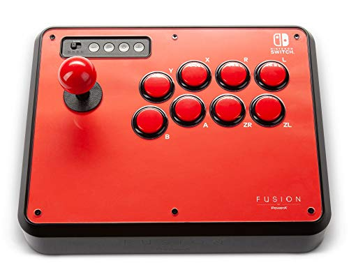 [Switch] PowerA Fusion Wireless Arcade Stick $64.99 on Amazon (50% Off)