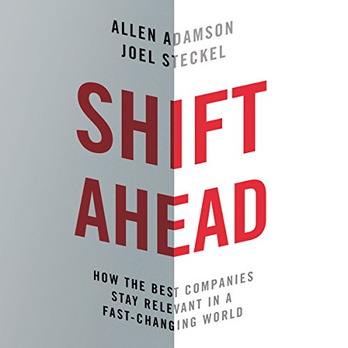 Shift Ahead audiobook cover art