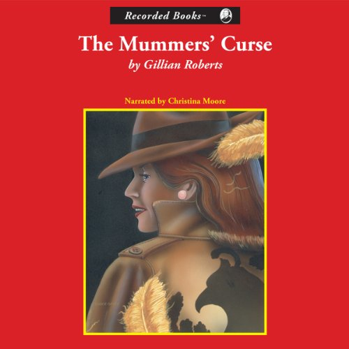 The Mummer's Curse audiobook cover art
