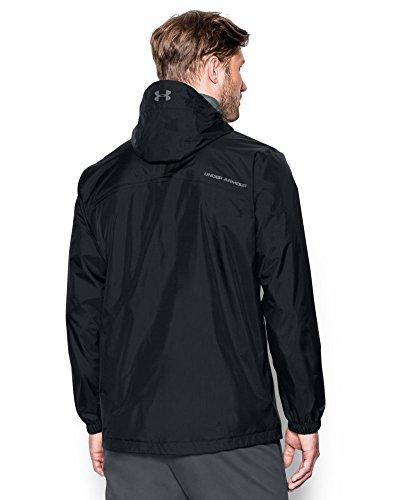Under Armour Men's UA Bora Jacket, Black (001)/Graphite, Large