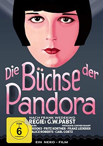 Die Büchse der Pandora - limitiertes und nummeriertes Mediabook (DVD + Blu-ray)