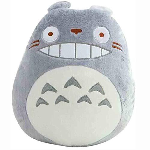 Mijn buurman Totoro pluche pop gooien kussen pluche dier speelgoed decoratief voor huisdecoratie en verjaardag,45 * 33cm