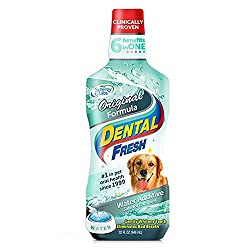 Dental Fresh Water Additive for Dog Breath