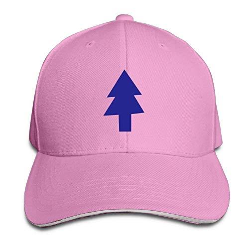 lijied Baseball Caps Dipper's Pine Unisex Snapbacks Cap Vintage Trucker Cap