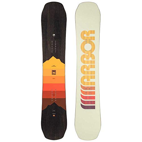 Arbor Shiloh Camber 160 mid Wide Snowboard