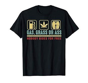 ass grass or