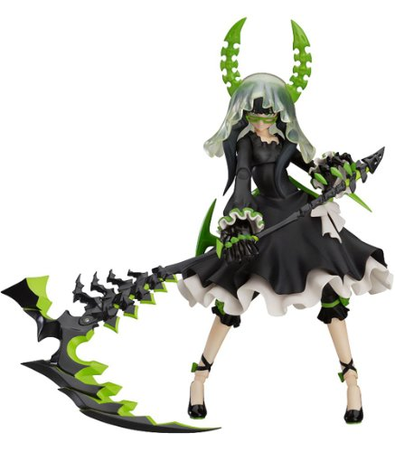 Max Factory Black Rock Shooter: Dead Master TV Animation Version Figma Action Figure