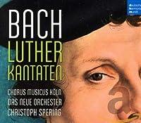 Lutherkantaten (4CD)