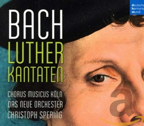J. S. Bach: Luther-Kantaten