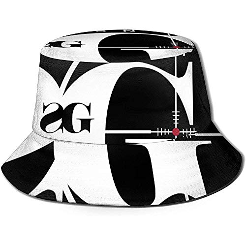 Kodak Black Mens Damen B-Box Fisherman 'S Hut Bucket Cap