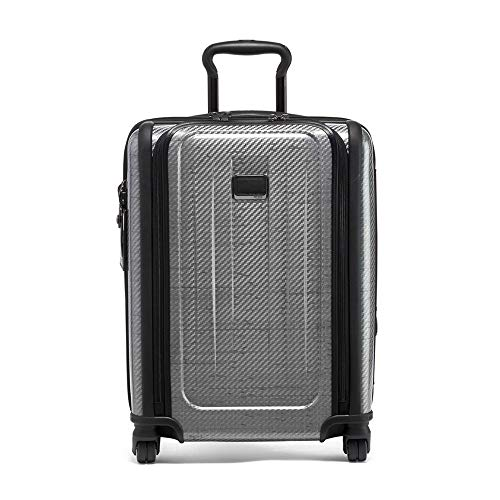 TUMI - Tegra-Lite Max Continental Expandable 4 Wheeled Carry-On Luggage - 22 Inch Hardside Suitcase for Men and Women - T-Graphite