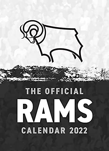 The Official Derby County FC A3 Calendar 2022