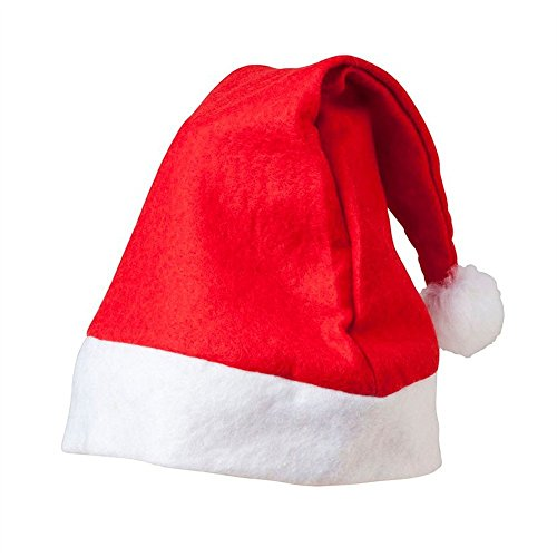 FATHER XMAS HATS [PACK OF 50]