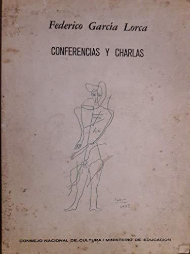 Conferencias y charlas. Prólogo de José Lezama Lima. [Tapa blanda] by GARCIA ...