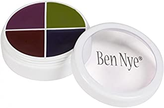 Ben Nye Color Wheel BRUISES (2 sizes available) (F/X Color Wheel CK-1 (5I1 .5oz))