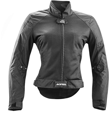 Acerbis 0021888.090.068 Giacca Ramsey My Vented Donna XL, Nero