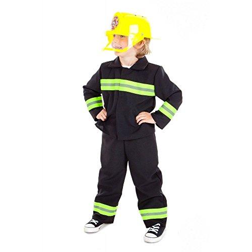 Garçons Enfants Enfants Déguisements Costumes pompier 5-7 ans [Jouet]