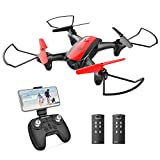 quadcopter drone with wifi cameras