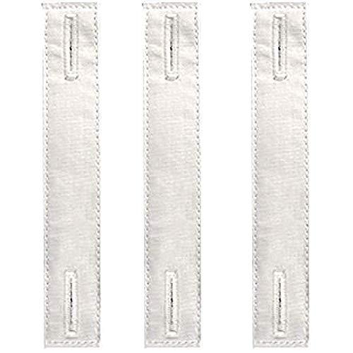 The Tie Thing Krawattenhalter für Herren -  Weiß -  1 Packung (3 units)
