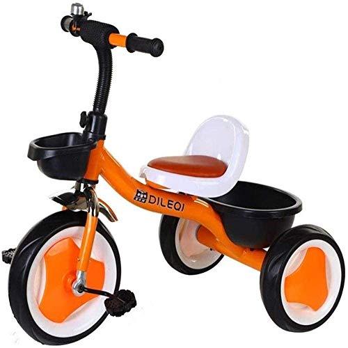 Pkfinrd Trikes voor kinderen Paard Peuter Balance Fiets fiets, peuter fiets Peuters Met frame retro exterieur staal Indoorbike Baby Tricycle kinderen 1-3-6 jaar