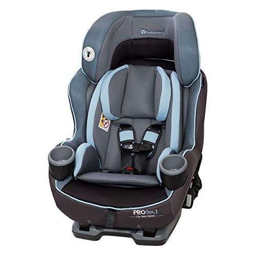 Baby Trend Pprotect Car Seat Series Premiere Plus Convertible Car Seat, Starlight Blue