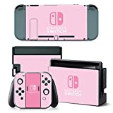 Color series Full Set Faceplate Skin Decal Stickers Protector Wrap Skin Decal for Nintend Switch