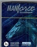MANFORCE XXL CONDOMS PACK OF 6