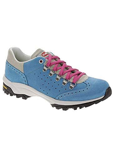 Olang Trekking-Schuh für Damen, Blau - Himmelblau - Größe: 39 EU
