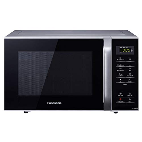 Panasonic NN-CT651M 27-Liter 1400-Watt Convection Microwave Oven, 220V (Not for USA - European Cord), White