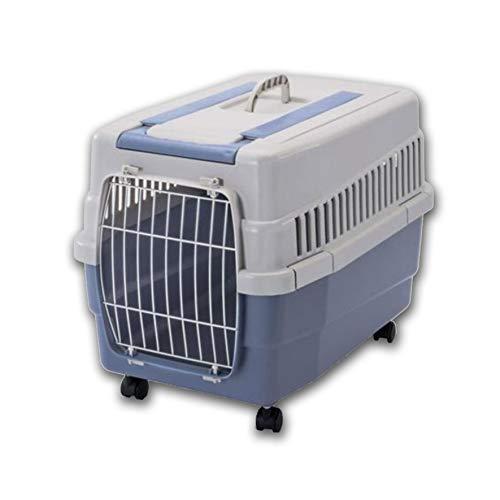 Imac Trasportino Cane e Gatto Kim 60 Azzurro