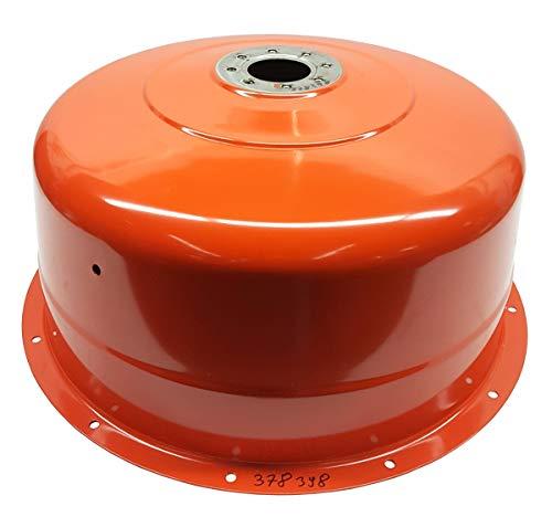 ATIKA Ersatzteil | Mischtrommel-Unterteil für Betonmischer SX 165 S/SX 185 S/M 170E / M 190E