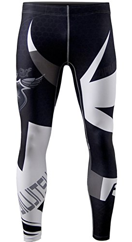 zipravs MMA BJJ Compression Tight Pants Long Pants...