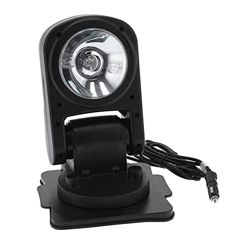 Rescue Spot Light, 360° Adjustable Searchlight for Vehicle for Boat