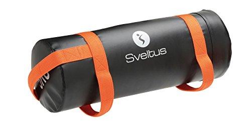 Sveltus Super Sandbag - Bolsa lastrada de 10kg