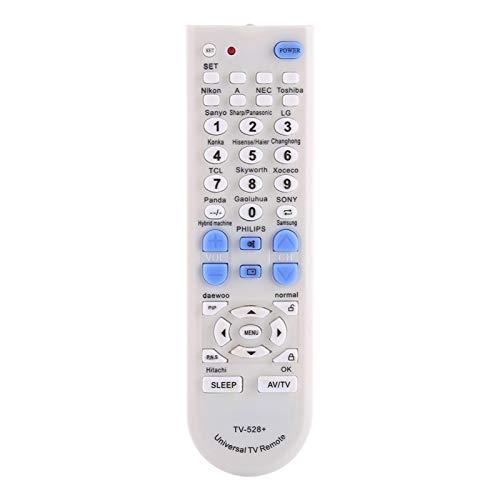 Freyla Control Remoto Remote-Universal Smart TV Control Remoto Reemplazo del Controlador de televisión para la mayoría de los televisores