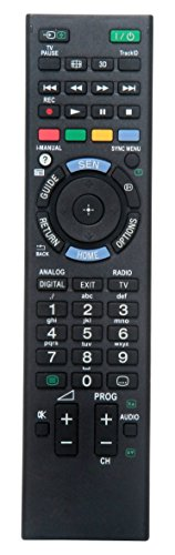 LRIPL Compatible Sony Bravia LCD/led Remote Works with Almost All Sony led/LCD tv's